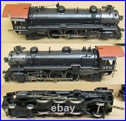Hallmark/Fujiyama MKT 4-6-2 Pacific Steam Engine BRASS ISSUES HO-Scale