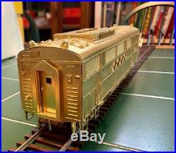 Hallmark Models O Scale Brass EMD FT A&B Powered Locomotives 2-Rail