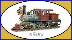 Hartland G-Scale 2-4-4 Forney Engine, Undec 09402