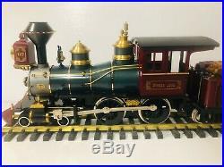 Hartland G Scale Locomotive American 4-4-0 #09556 NIB