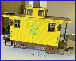 Hartland Locomotive Carolwood Pacific Fair Weather Route Caboose G Scale