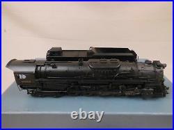 Ho Scale Brass Ahm Pennsylvania #6453 Class J1 2-10-4 Texas Locomotive