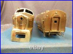 Ho Scale Brass Alco Models D-102s Baldwin Bp-20 A&b Locomotive Set