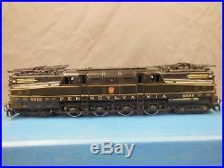 Ho Scale Brass Alpha Models Pennsylvania R-1 Electric Locomotive