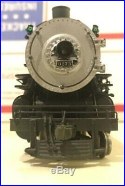 Ho Scale Brass Balboa Southern Pacific 2-8-2 Mikado SP Steam Engine Vandy Tender