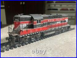 Ho scale locomotive dcc sound Life Like Proto 2K with factory MRC DCC/Sound Look