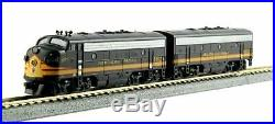 KATO 1060423 N Scale EMD F7A + F7B Freight 2- LOCOSet Northern Pacific 106-0423