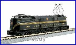 KATO 1372005 N Scale GG1 Pennsylvania RR Brunswick GRN 5-Stripe 137-2005