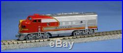 KATO 1762121DCC N Scale EMD F7A Santa Fe Warbonnet 301 with DCC 176-2121DCC NEW