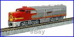 KATO 1764120 + 1764121 + 1764122 N SCALE Alco PA PB 3 LOCO SET Warbonnet AT&SF