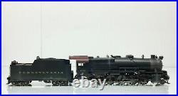 KTM Brass O-Scale 2-Rail Pennsylvania l-1 2-10-0 Steam Engine #4273 & Tender