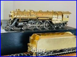 KTM U. S Hobbies O Scale 2R Brass New York NYC J-1E Hudson Steam Loco STUNNING