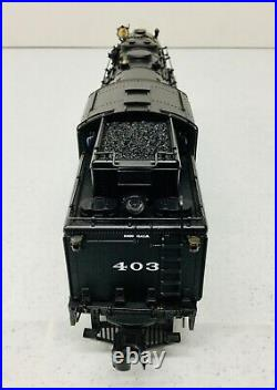 K-Line Boston & Albany Steam Engine #403 withTender 4-6-6 3-Rail O-Scale