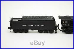 K-Line K3270-5343S NYC J1e New York Central Hudson #5343 & Tender O Scale