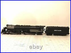 K-Line O Scale K3790-4006S UP BIG BOY & TENDER withLionel TMCC Railsounds OB