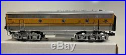 K-Line O Scale Rio Grande Set Of 3 F-7 Powered Diesel Engines #25211