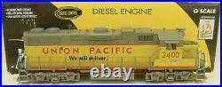 K-line Tmcc Union Pacific Gp38-2 Diesel Engine New O Scale Train