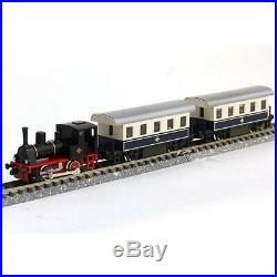 Kato 10-500-2 Steam Locomotive Train Set Pocket Line N scale MWM 4949727053110