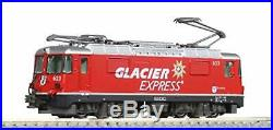 Kato 3102-2 Alpine Locomotive Ge4/4 II Glacier Express (N scale) F/S withTracking#