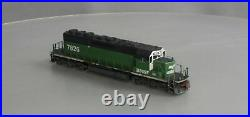 Kato HO Scale Custom Weathered BNSF Diesel Locomotive #7826 EX