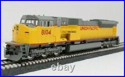 Kato Ho Scale Emd Sd90/43mac Locomotive Union Pacific 37-6354 #8104