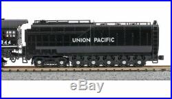 Kato N Scale FEF-3 4-8-4 Steam Locomotive UP #844 DC DCC Ready 1260401
