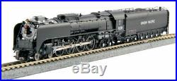 Kato N Scale FEF-3 4-8-4 Steam Locomotive UP Freight #838 DC DCC Ready 1260402