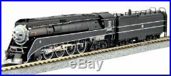 Kato N Scale GS-4 Steam Locomotive BNSF Excursion Black #4449 DCC Ready 1260312