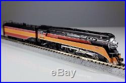 Kato N Scale Lima GS-4 Steam Locomotive Southern Pacific Daylight 126-0305 #4449