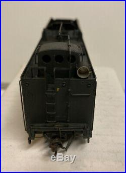 Key Imports HO Scale Brass PRR Pennsylvania 2-10-4 Texas J-1 Locomotive & Tender
