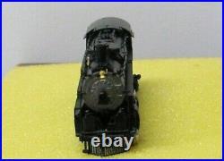 Key Santa Fe N Scale 4-8-4 #3784 Brass Locomotive