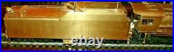Ktm Max Gray O Scale Brass 2-8-4 Berkshire And Tender In Vg Condition Ob