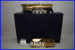 Ktm Models O Scale Brass New York Central H-10b 2-8-2 Steam Locomotive Engine