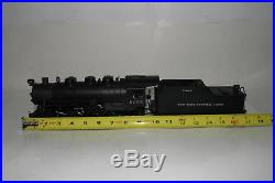 Ktm Models O Scale Brass New York Central Usra 0-8-0 Steam Locomotive Engine