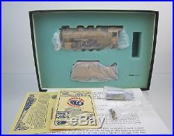 LAMBERT HO SCALE CHESAPEAKE & OHIO C-15A 0-8-0 STEAM ENGINE & TENDER WithSOUND U/P
