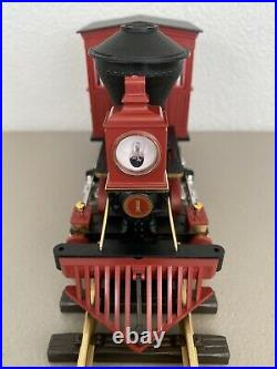 LGB 20130 Chloe Grizzly Flats R. R. Steam Locomotive #1 (G Scale)