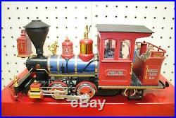 LGB 20130 Grizzly Flats Railroad Chloe Steam Locomotive G-Scale