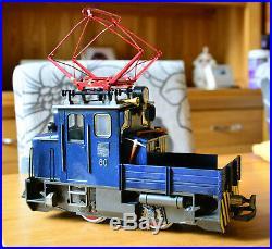 LGB 2033 G Scale Schoema Locomotive. Used