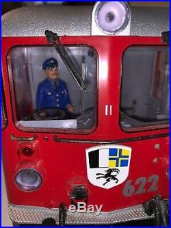 LGB 2043 Rhatische Bahn 622 Electric Locomotive G Scale AROSA