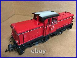LGB 2051 Red DB Diesel Locomotive with box G-Scale