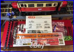 LGB 2066 Wismar Rail Bus pig Snout locomotive metal with lights G Scale NEW IN BOX