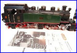 LGB 2085D 0-6-6-0 Mallet Steam Engine G Scale Never Run on layout-w box&Ins