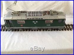 LGB 2143 RHB Electric Locomotive G Scale