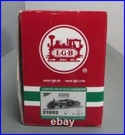 LGB 21892 G Scale Sumpter Valley Mallet Steam Engine & Tender LN/Box
