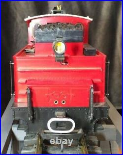 LGB 25171 Christmas Locomotive and Power Tender Hard to find Santa Claus G Scale