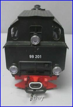 LGB 25851 G Scale Steam Locomotive/Box