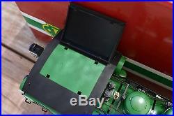 LGB 28002 DAMPFLOK RASENDER ROLAND STEAM LOCOMOTIVE G Scale
