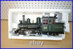 LGB 72120 PRR Pennsylvania #29 Forney Steam Locomotive G-Scale