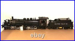 LGB G SCALE 22892 SUMPTER VALLEY MALLET STEAM LOCOMOTIVE #250 & TENDER With SOUND