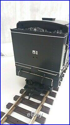 LGB G Scale 20882 Uintah Railway 2-6-6-2 Steam Locomotive with SOUND/Smoke